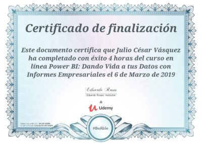 Power Bi Dando vida a los datos